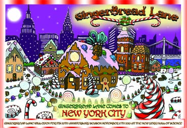 GingerBread Lane 2013 Information